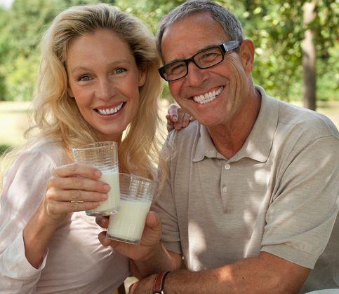 Ďalší plus mliečnych výrobkov: Vplývajú pozitívne na vašu postavu