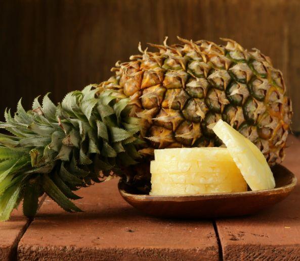 Ananás patrí k letu a štíhlej postave: Schudnite vďaka nemu aj vy