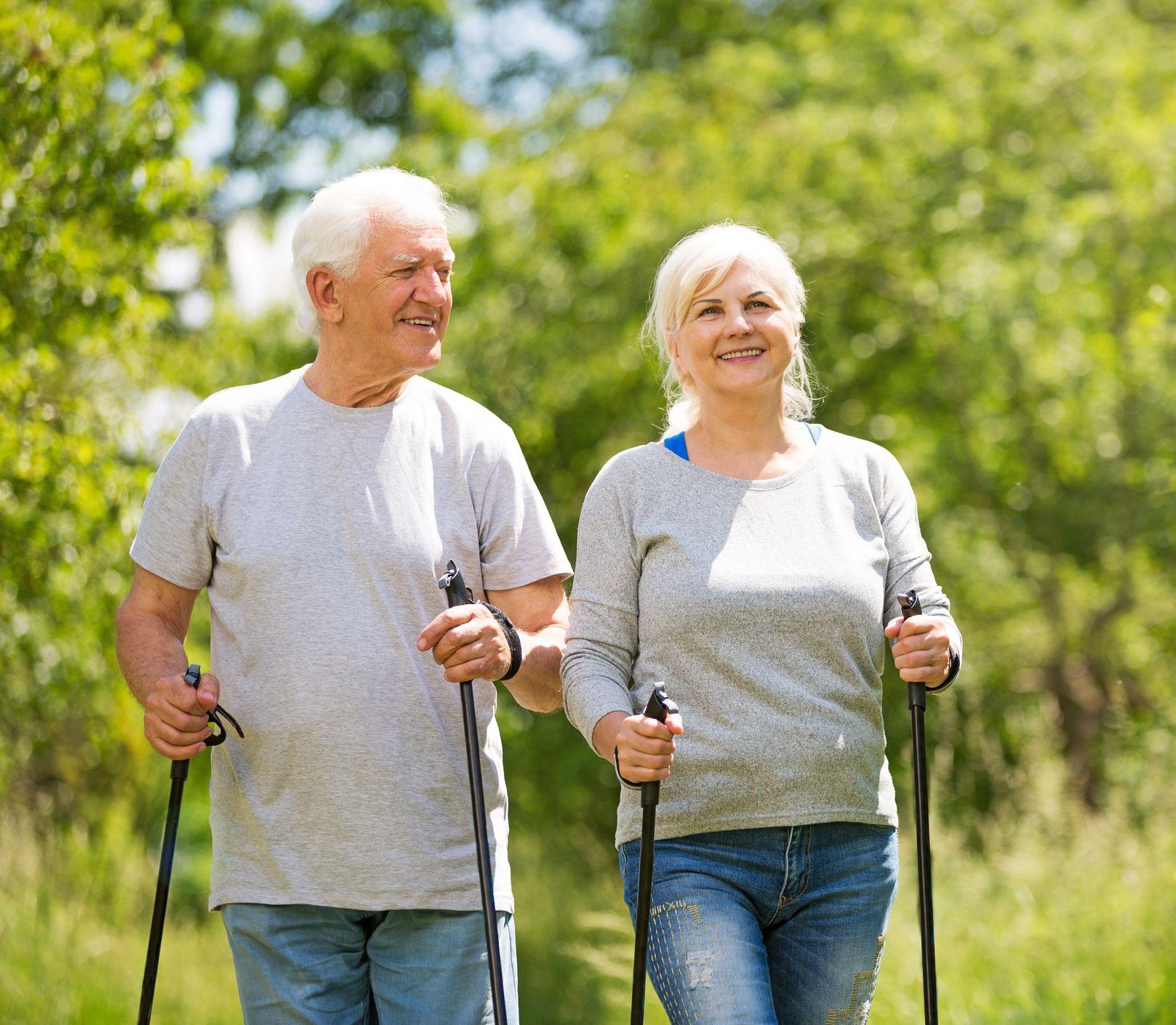 Pohyb u seniorov je mimoriadne dôležitý: Aký druh cvičenia je vhodné zvoliť?
