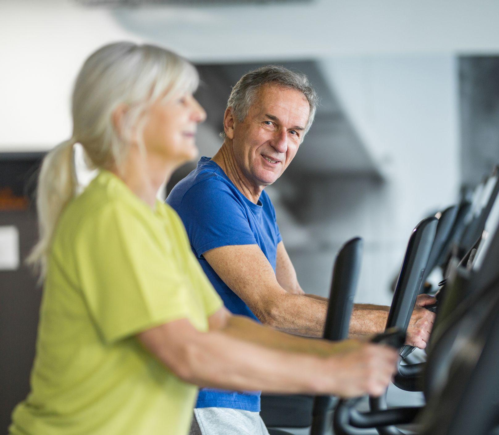6 dôvodov, prečo sa oplatí cvičiť v každom veku: Skúste to, budete sa mať lepšie