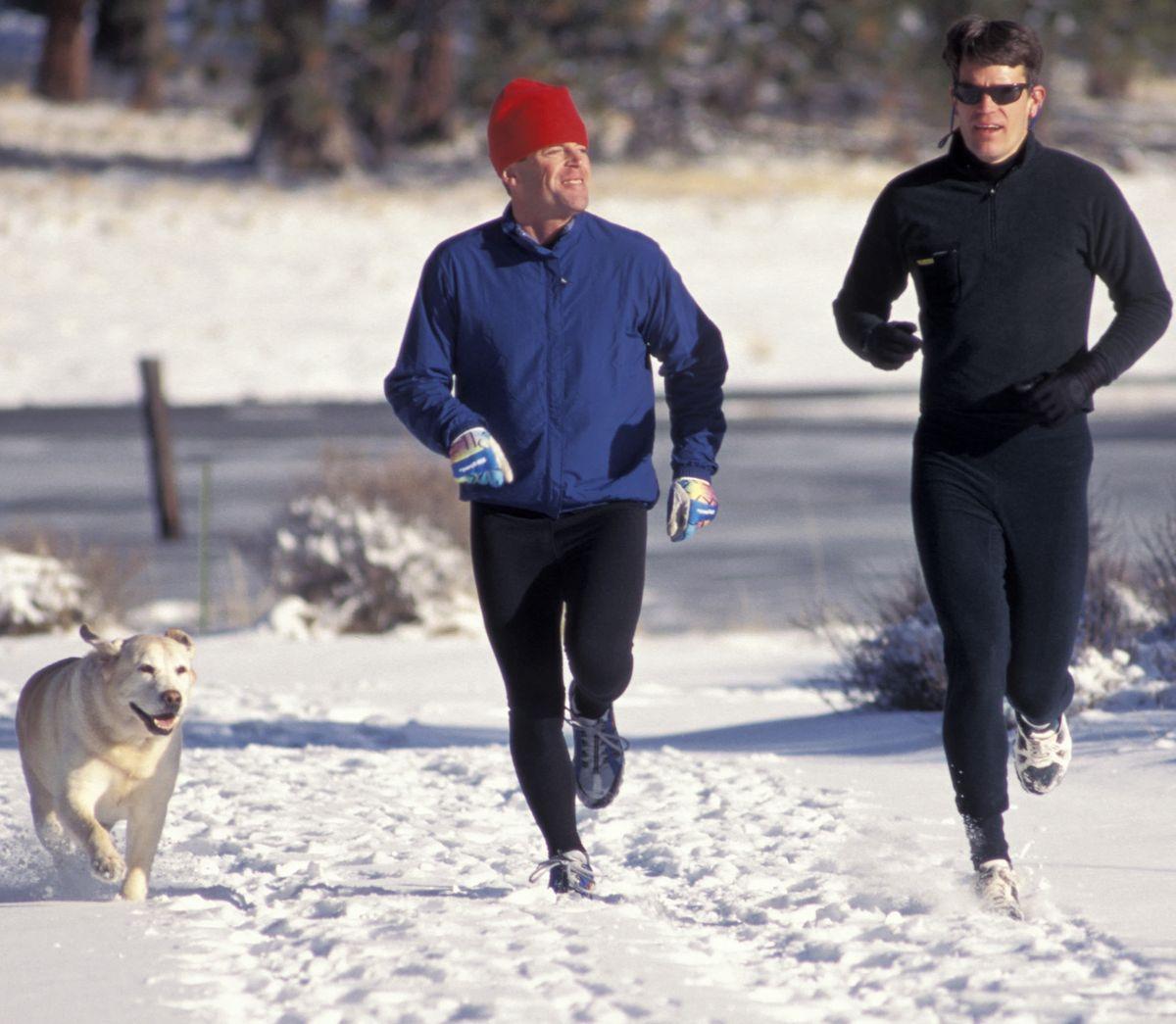 Beh v zime má množstvo výhod: Využite ich aj vy a udržte sa vo forme!