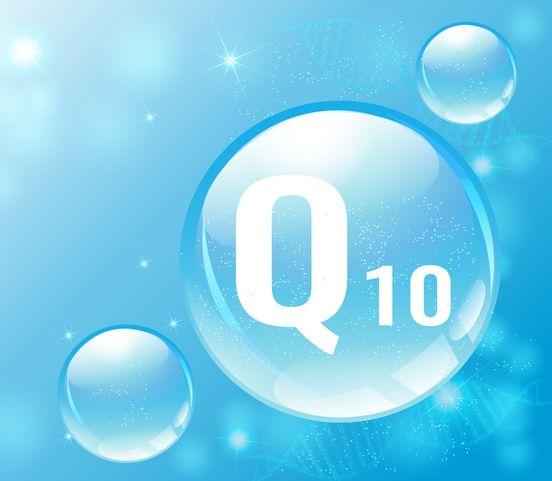 Koenzým Q10: Dodávateľ energie a nepriateľ starnutia