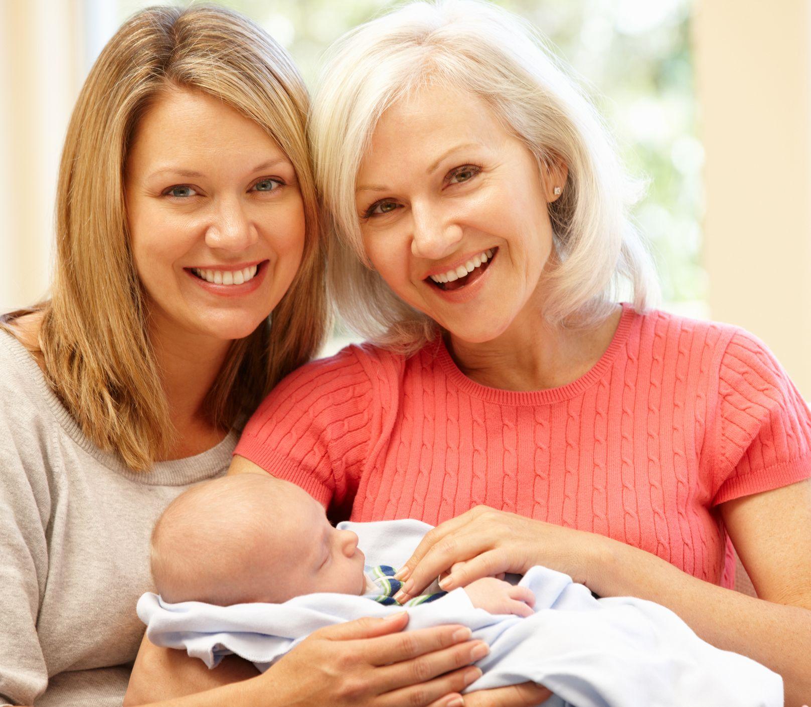 Upevnite vzťah matky a dcéry: Ako sa správať potom, čo sa stanete babkou?