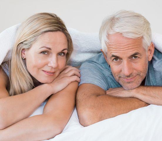 Sex po päťdesiatke môže byť skvelý: Treba len vedieť, ako na to!