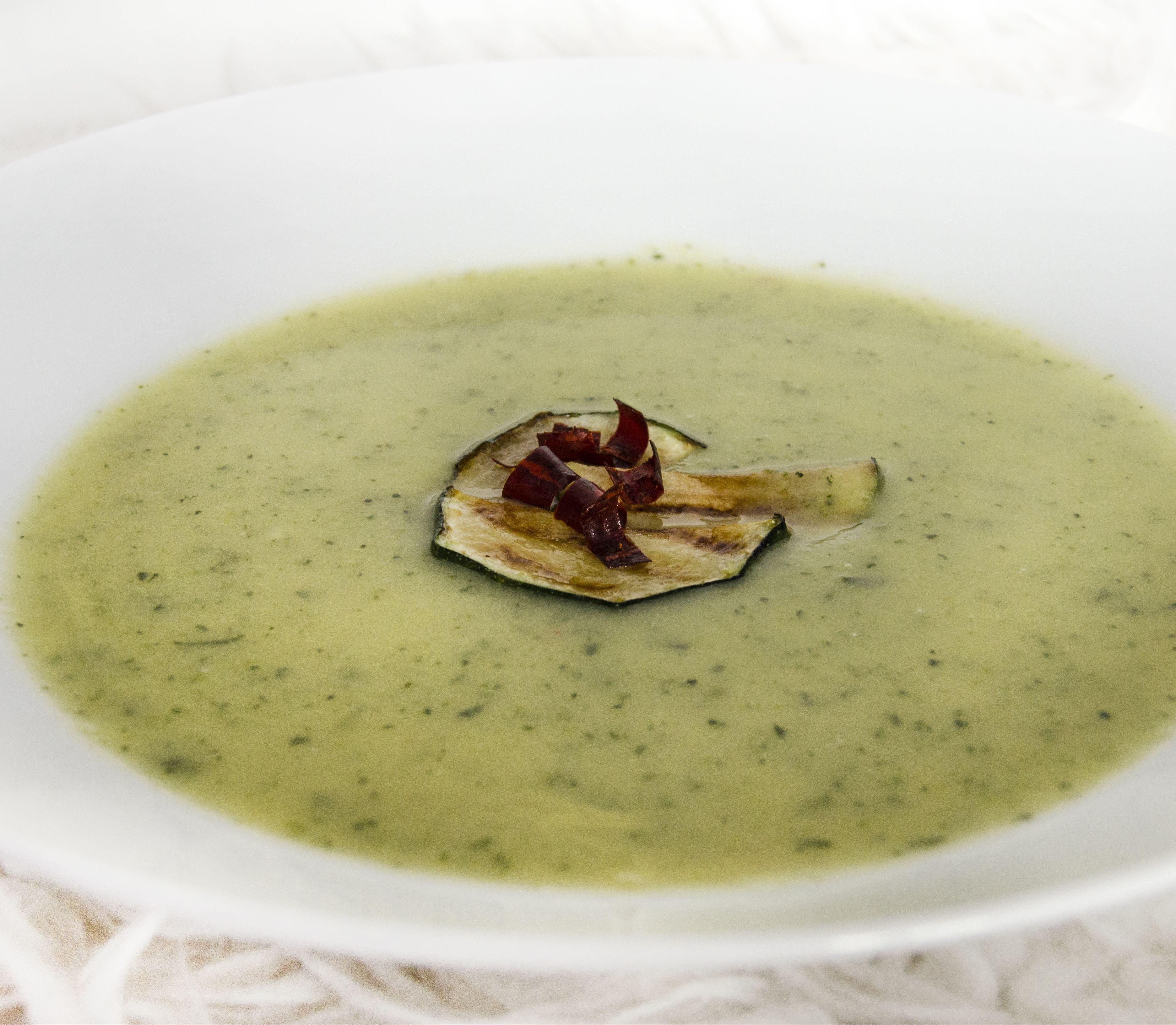 FOTORECEPT Cuketová polievka len v 3 krokoch: Diétna a výborná zároveň!