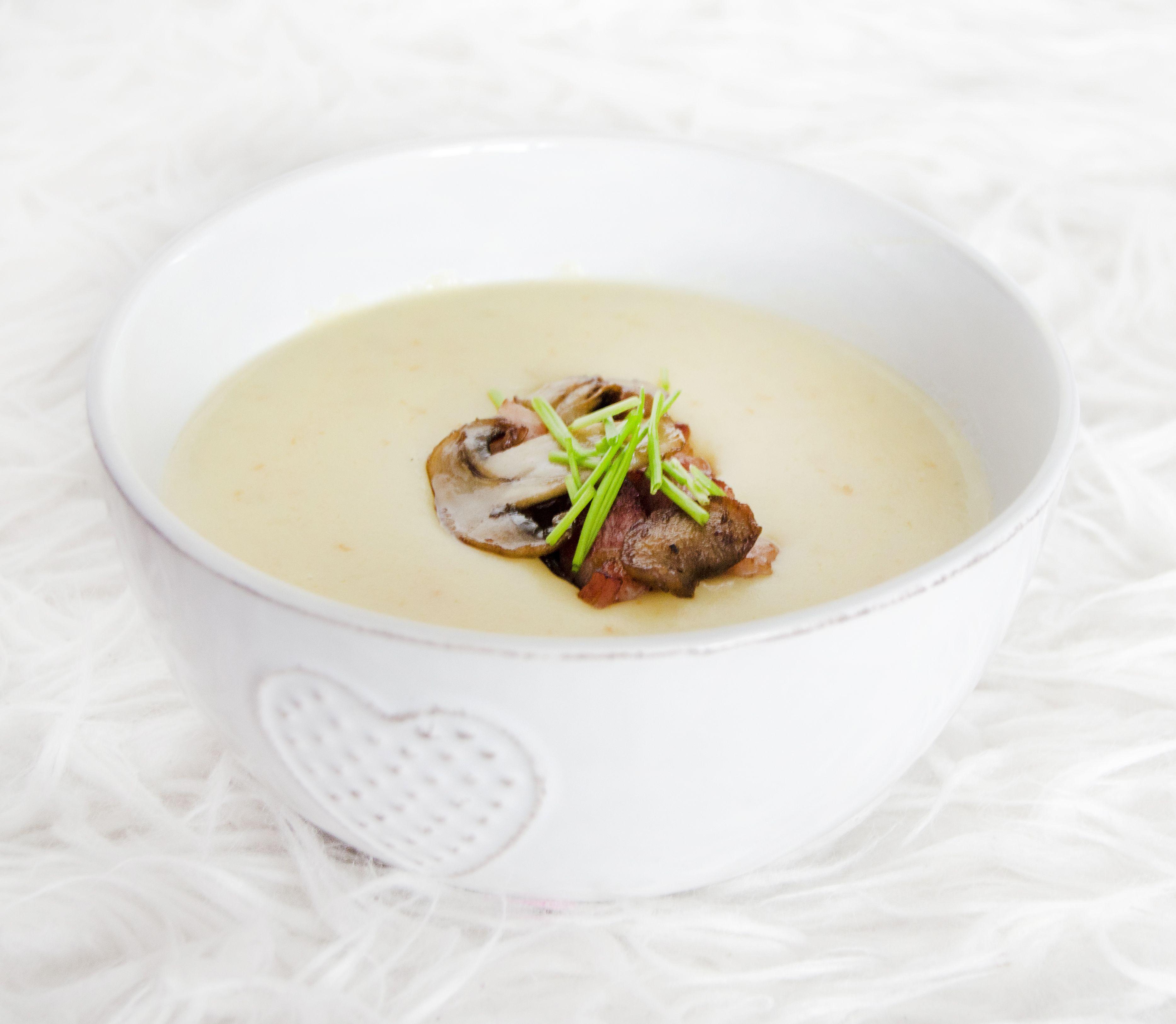 FOTORECEPT Zemiaková krémová polievka: Vyskúšajte ju aspoň raz, neoľutujete