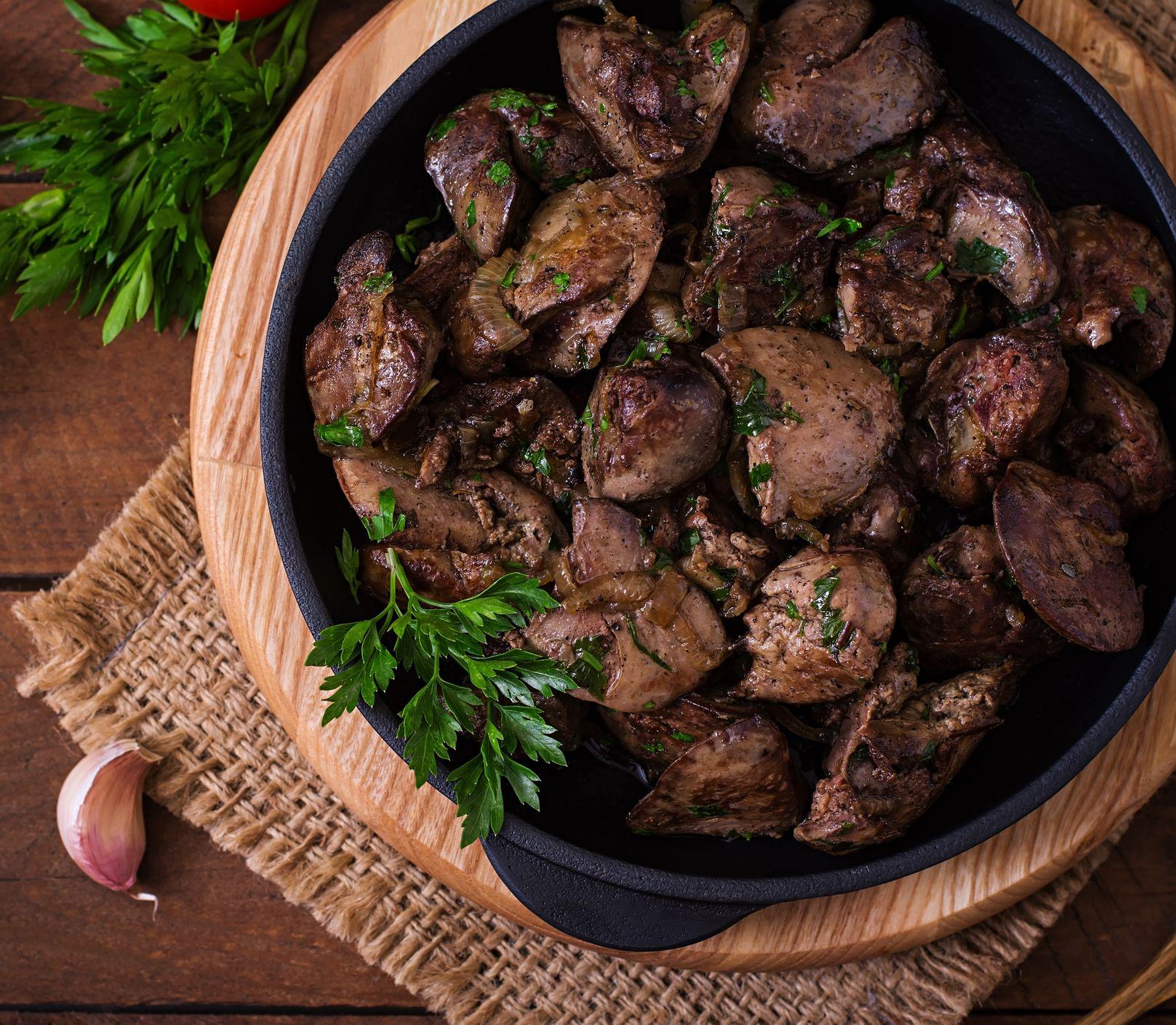 Milovaná i nenávidená kuracia pečeň: Vyskúšajte tieto chutné recepty