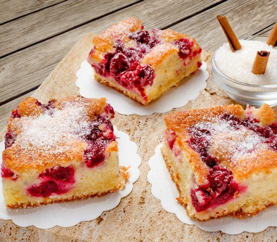 4-krát letný ovocný koláč: Skúsite bublaninu, cheesecake či piškótovú tortu?
