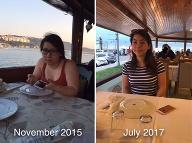 Neuveriteľné, ako sa mladá žena zmenila za dva roky: Prezradila tajomstvo štíhlosti