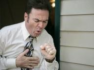 Hrozivé FOTO: Muž (†36) dostal záchvat kašľa, vyšlo z neho to najhoršie, čo si viete predstaviť