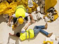 Závažné úrazy na pracovisku: Jediný spôsob, ako zachrániť život!