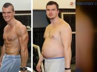 Fitness tréner na FOTO podstúpil radikálnu premenu tela: Odkaz pre všetkých, ktorí chudnú!